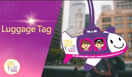 750 Luggage Tag
