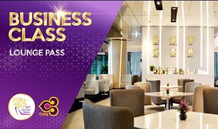 8500 Business Lounge Pass