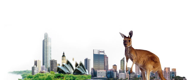 Perth Australia Sydney Melbourne