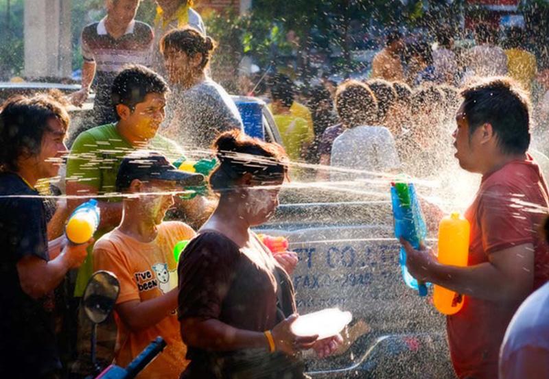 Songkhran Festival