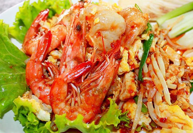 Food - Pad Thai Kung